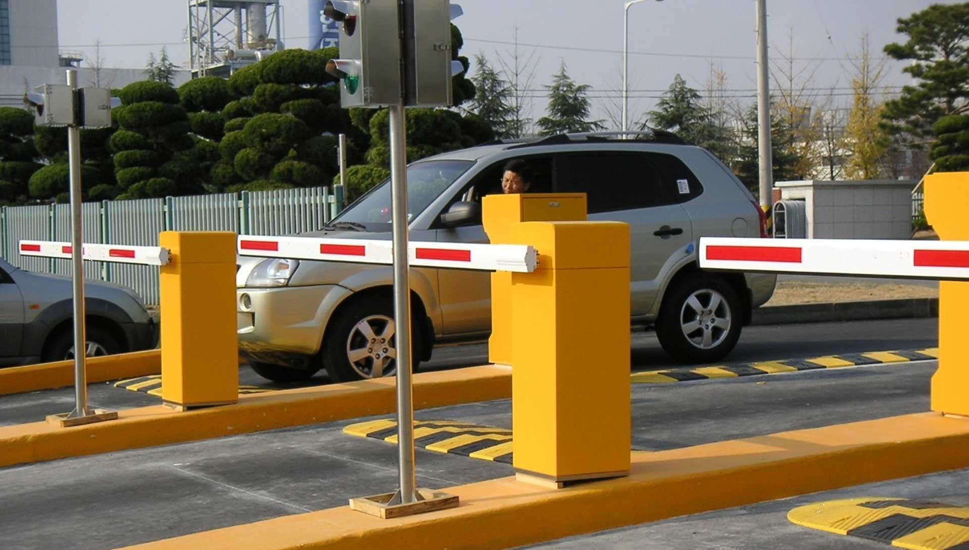 Arm Gate barriers | Acix Middle East